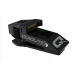 QUIQLITE QX2 RECHARGEABLE, RED AND WHITE LED