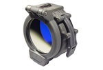 "SUREFIRE™ FM36 BLUE FILTER FOR 1.25"" DIAMETER BEZELS"