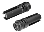 SUREFIRE WARCOMP-762-5/8-24, Flash Hider / Suppressor Adapter