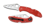 SPYDERCO® DELICA 4, TRAINING KNIFE