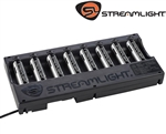 STREAMLIGHT (8) 18650 Battery Bank Charger AC Kit