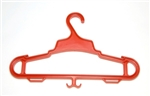 TPS HEAVY-DUTY GEAR HANGER, RED, 3 PACK
