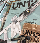 UN12 ISSUE #2, W/ Collectors Patch!
