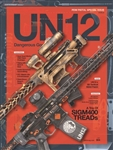UN12 ISSUE #4, W/ Collectors Patch!