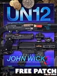 UN12 ISSUE #6, W/ Collectors Patch!
