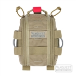 Vanquest FATPack 4X6: First Aid Trauma pack 2.0 , Coyote