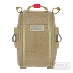 Vanquest FATPack 5X8: First Aid Trauma pack 2.0 , Coyote