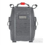 Vanquest FATPack 5X8: First Aid Trauma pack 2.0 , Wolf Grey