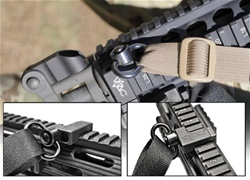 Viking Tactics VTAC-LPSM Low Profile Sling Mount