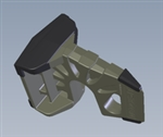 WEDGE-IT Door Wedge - OD GREEN