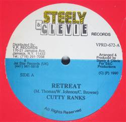 Cutty Ranks / Derrick Irie Retreat / Gum Pan