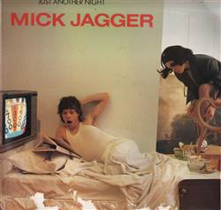 Mick Jagger Just Another Night