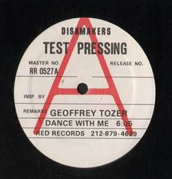 Geoffrey Tozer Dance With Me