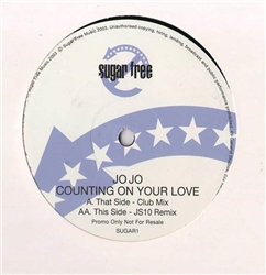 Jo Jo Counting On Your Love