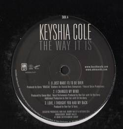 Keyshia Cole The Way It Is (Promo Album) (Disc 1 Only)