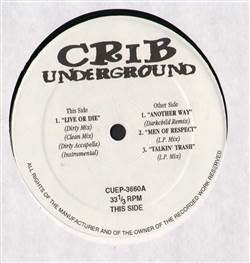 Tevin Campbell / Kasino / Timbaland / Naughty By Nature Crib Underground