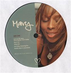 Mary J. Blige Love & Life (Disc 1 Only)