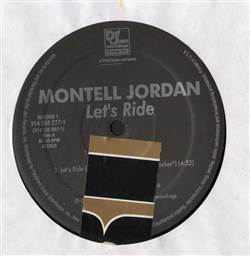 Montell Jordan Let's Ride (Disc 1 Only)
