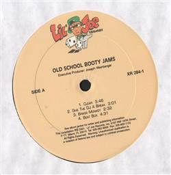 Various Old School Booty Jams (Disc 1 Only)