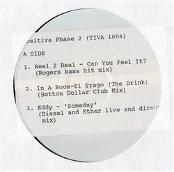 Various Positiva: Phase Two (Disc 1 Only)