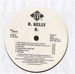 R. Kelly R. (Promo Album) (Disc 3 Only)