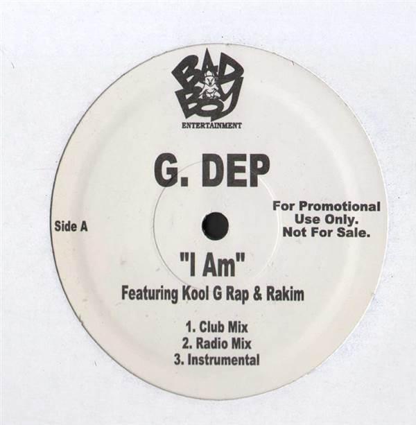G  Dep - I Am / Doe Fiend 12