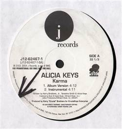 Alicia Keys Karma