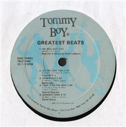 Various Tommy Boy - Greatest Beats (Disc 2 Only)