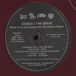 Various Cradle 2 The Grave (Promo Album)
