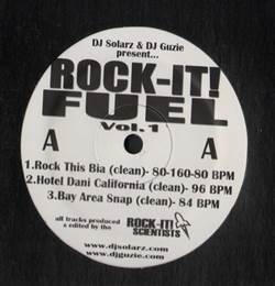 Rock-It! Scientists Rock-It! Fuel Vol. 1