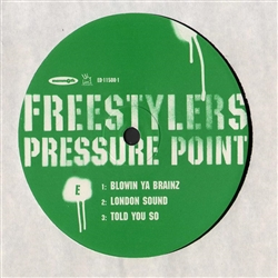 Freestylers Pressure Point (Disc 3 Only)
