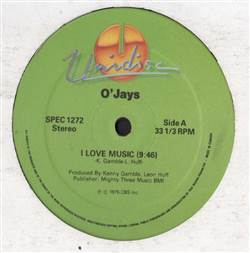O'Jays / Nicole / Miami Sound Machine I Love Music / Don't You Want My Love / Conga