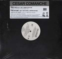 Cesar Comanche Miss You (Remix) / The Future