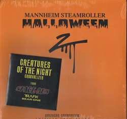 Mannheim Steamroller Halloween Z (Creatures Of The Night Groovalizer)