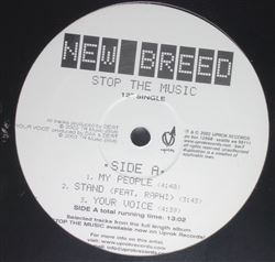 New Breed Stop The Music