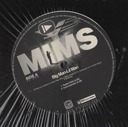 Mims Big Man-Lil Man / P.I.M.P.