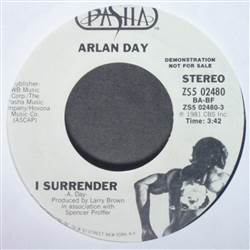 Arlan Day I Surrender