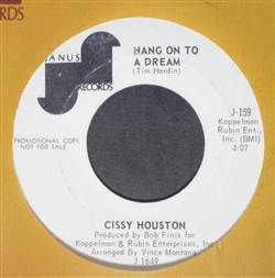 Cissy Houston Darling Take Me Back I'm Sorry / Hang On To A Dream