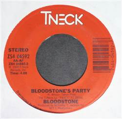 Bloodstone Bloodstone's Party / Feel The Heat