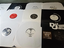 "Hip Hop (Texas) - Lot of 15 12"" Singles"