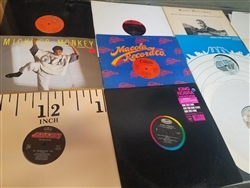 "Hip Hop (Old School) - Lot of 15 12"" Singles"