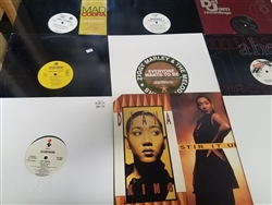 "Reggae (1990's) - Lot of 15 12"" Singles"