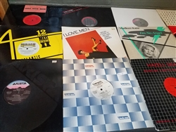 "Disco (Ni NRG) - Lot of 15 12"" Singles"