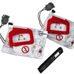 Medtronic Physio-Control LIFEPAK Adult AED Pads and Battery for LIFEPAK CR Plus AED and LIFEPAK Express AED's. Includes 2 sets electrodes and 1 battery charger, replacement instructions, and discharger for safe disposal of used CHARGE-PAK. 11403-000001