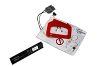 Medtronic Physio-Control LIFEPAK Pads and Battery for LIFEPAK CR Plus AED and LIFEPAK Express AED's. Includes 1 set of electrode pads and 1 battery charger, replacement instructions, and discharger for safe disposal of used CHARGE-PAK. 11403-000002