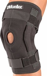 Mueller Wrap Around Knee Brace with Hinge, 3333