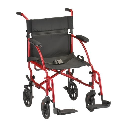 Nova Lightweight Transport Wheelchair 379 Transport