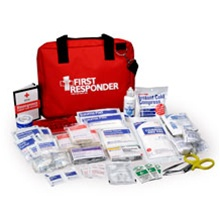 First Responder First Aid Kit By First Aid Only- Our comprehensive responder kit contains the essential first aid supplies you need in a medical emergency. First Responder Kit 510-FR