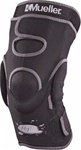 Mueller Hg80 Hinged Knee Brace with no neoprene. Pro level knee brace with hinges. 54011, 54012, 54013, 54014