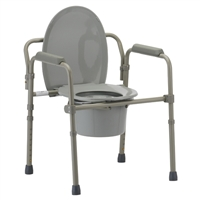 Commodes - Commodes can be used bedside or over the toilet. Choose ...